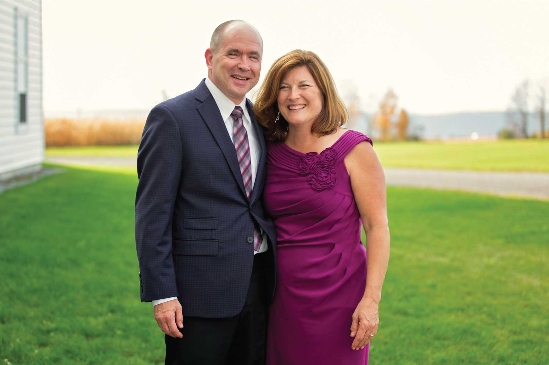Warren & Brenda Pfohl - Co-Founders of David's Refuge