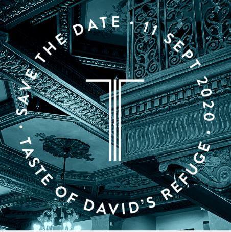 A Taste of David's Refuge