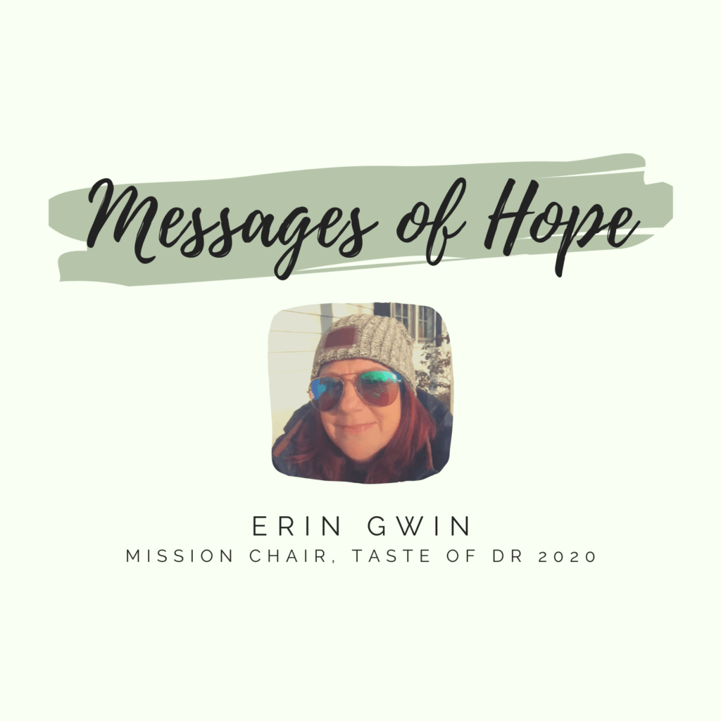Erin Gwin Message
