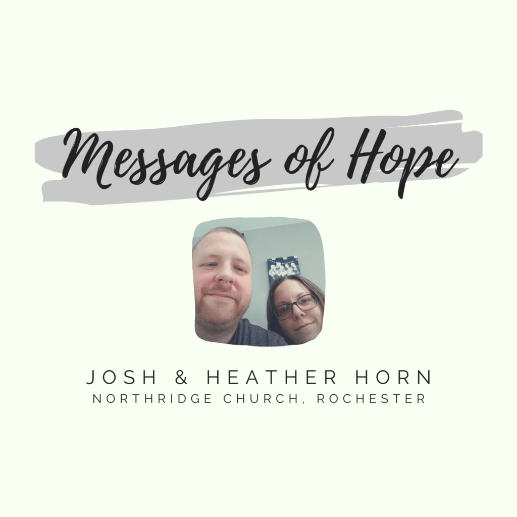 Josh & Heather Horn Message