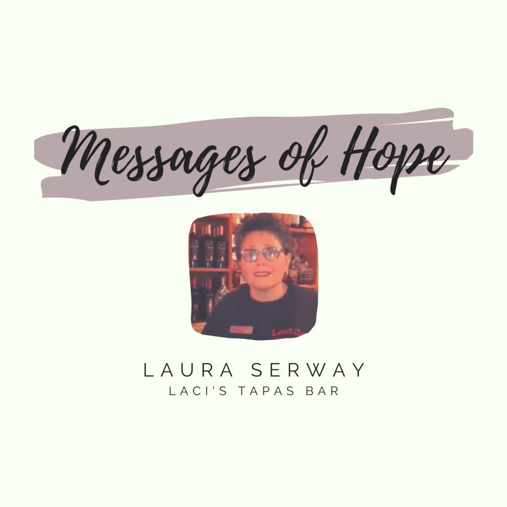 Laura Serway Message
