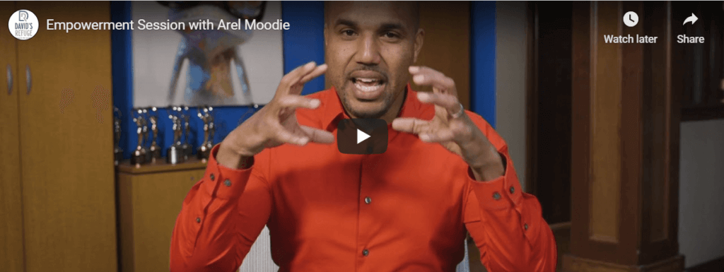 Empowerment Session with Arel Moodie