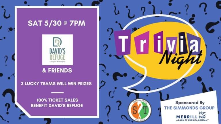 Trivia Night with David's Refuge and Friends