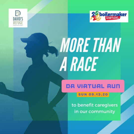 David's Refuge Virtual Run